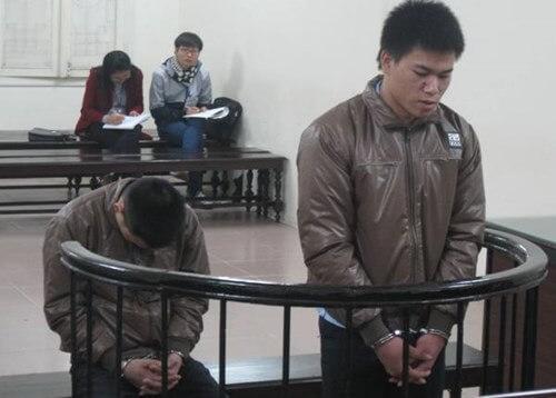 Ngồi tù vì theo bạn… đi chơi