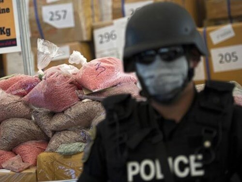 Ma túy giá rẻ chiếm lĩnh thị trường châu Á