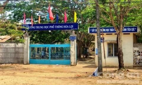 Công an Trà Vinh phanh phui nhiều vụ bạo lực học đường
