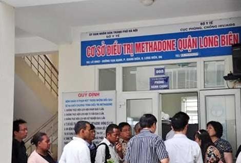 Hà Nội chi 36 tỷ đồng cho điều trị cai nghiện ma túy bằng Methadone