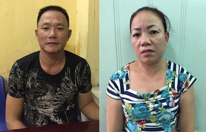 Cặp vợ chồng 'hờ' đóng gói ma túy đá gửi qua xe khách