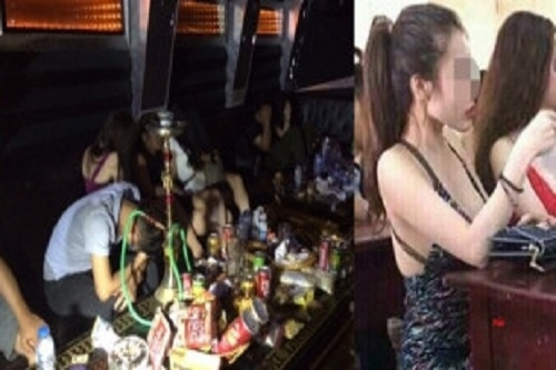 Khen thưởng vụ triệt phá tụ điểm ma túy tại quán Karaoke Ruby