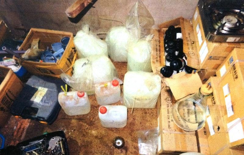 sản xuất ma túy, ma túy đá, thuốc lắc, trùm ma túy, siêu xe, sài gòn